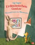 Erdmännchen Gustav; Kunstraub im Museum; Die Erdmännchen Gustav-Bücher; Ill. v. Siegner, Ingo; Deutsch; Mit fbg. Illustrationen