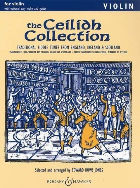 The Ceilidh Collection Edward Huws Jones