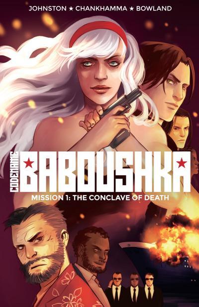 Codename Baboushka Vol. 1