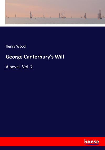 George Canterbury's Will
