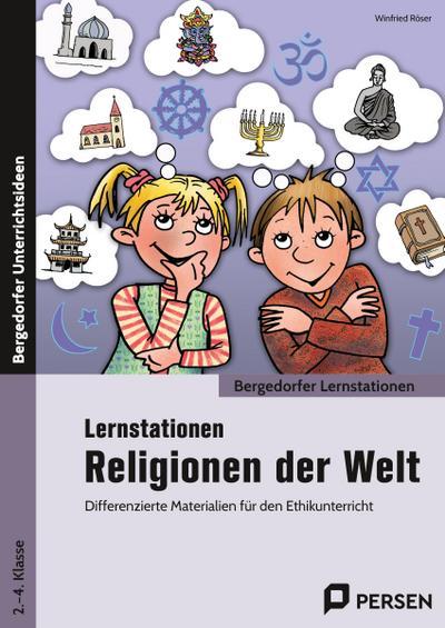 Lernstationen Religionen der Welt