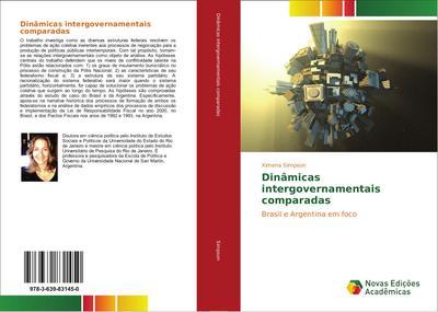 Dinâmicas intergovernamentais comparadas