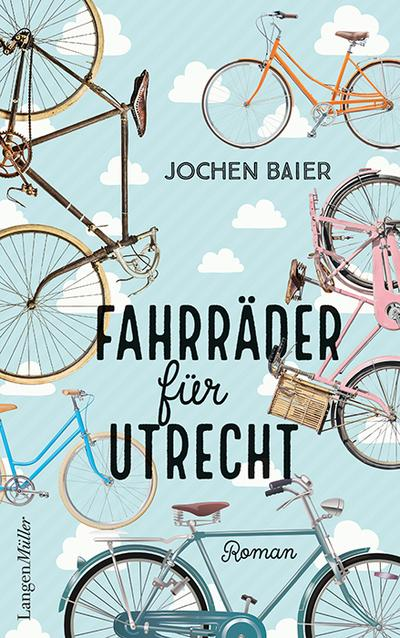 Fahrräder für Utrecht; Deutsch