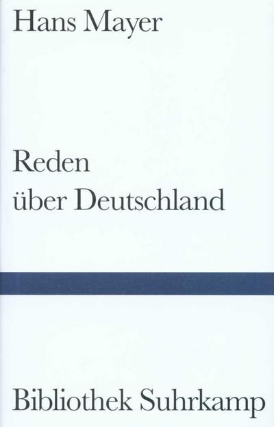 Reden über Deutschland
