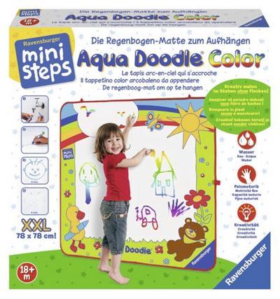 Ravensburger 04493 Ministeps - Aqua Doodle Color, Tafeln, XXL