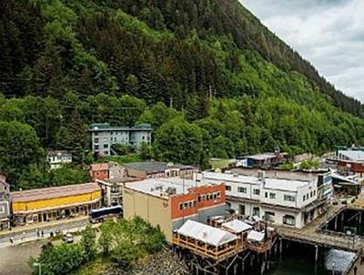 Juneau Alaska - 500 Teile (Puzzle)