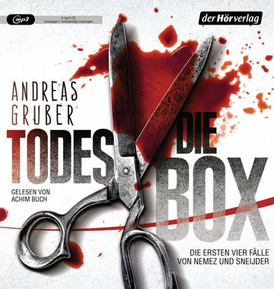 Die Todes-Box. Die ersten vier Fälle von Nemez und Sneijder