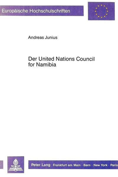Der United Nations Council for Namibia