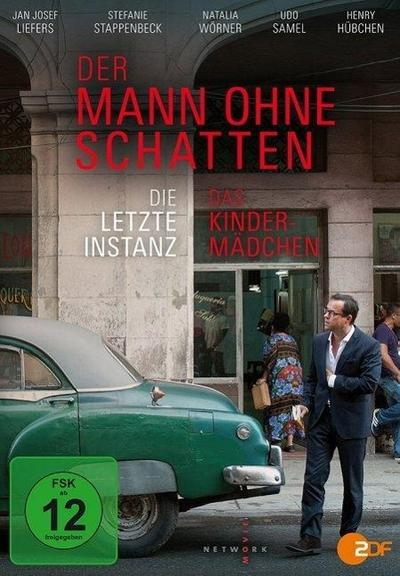 Joachim Vernau: Das Kindermädchen & Die letzte Instanz & Der Mann ohne Schatten