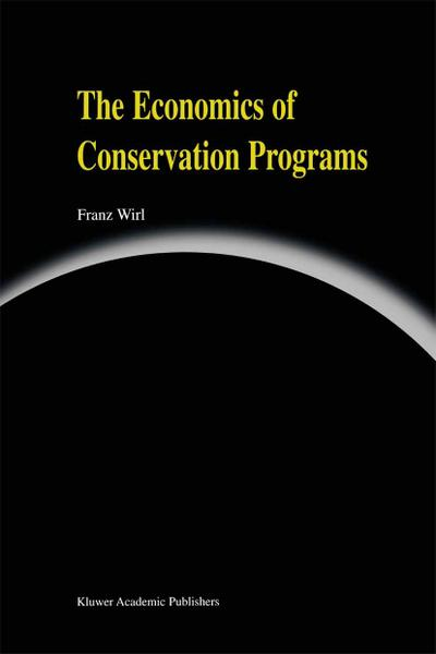 Economics of Conservation Programs