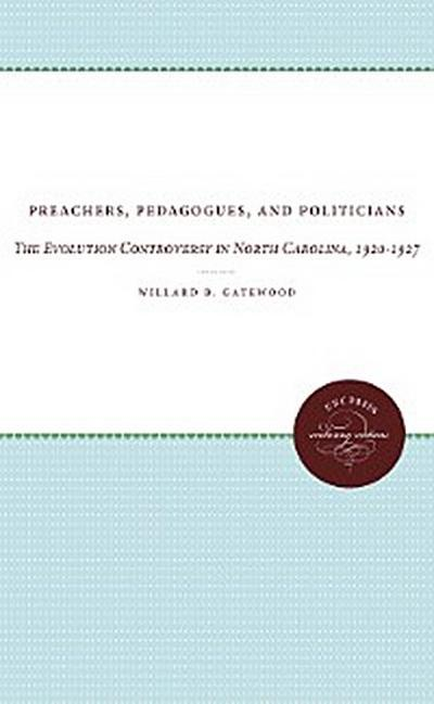 Preachers, Pedagogues, and Politicians