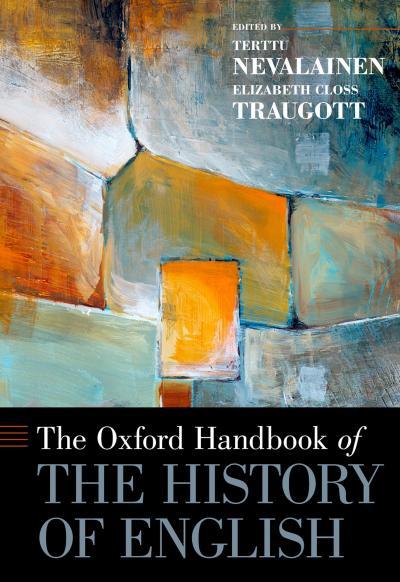 Oxford Handbook of the History of English