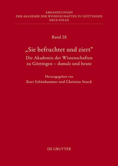 Die Geschichte der Akademie der Wissenschaften. Teil 1