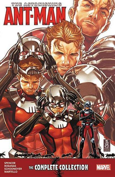 The Astonishing Ant-man: The Complete Collection