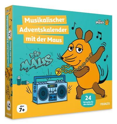 Musikalischer Adventskalender mit der Maus