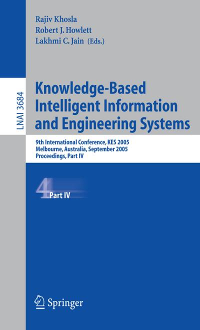 Knowledge-Based Intelligent Information and Engineering Systems 2005