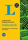 Langenscheidt Komplett-Grammatik Italienisch  ...