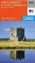 Kirkcudbright and Castle Douglas 1 : 25 000