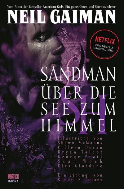 Sandman - Über die See zum Himmel