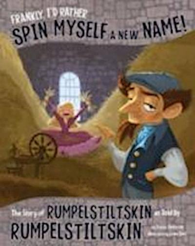 Frankly, I'd Rather Spin Myself a New Name!