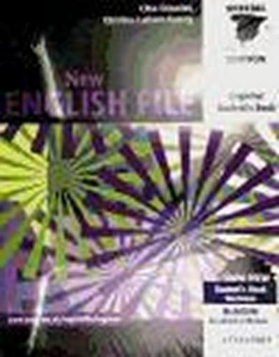 New English File Beginners. Student's Book and Workbook without Key Multi-ROM Pack