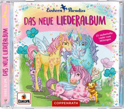 Einhorn-Paradies: Das neue Liederalbum