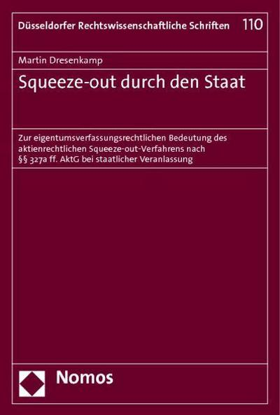 Squeeze-out durch den Staat
