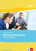 Wirtschaftskunde. Ausgabe 2021. Portfolio-Arbeitsheft (perforiert und gelocht)