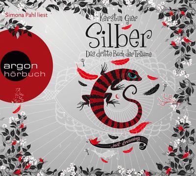 Silber - 3. Buch, 8 CDs