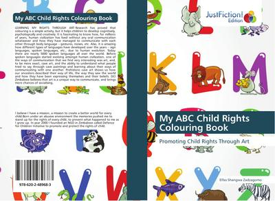 My ABC Child Rights Colouring Book
