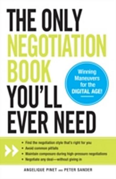 Only Negotiation Book You'll Ever Need