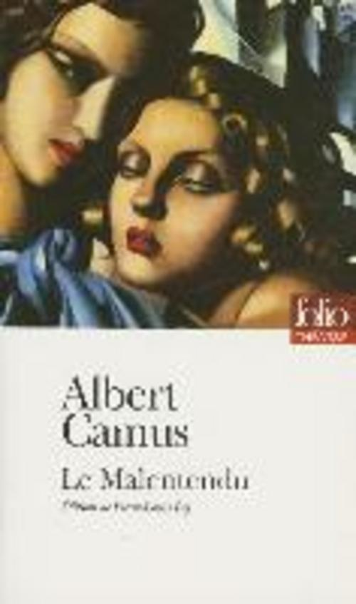 Albert Camus / Le Malentendu /  9782070388721