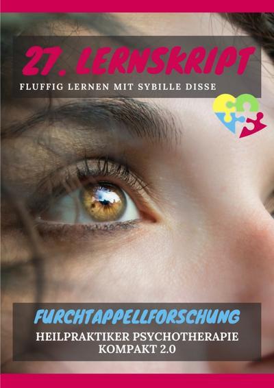 Heilpraktiker Psychotherapie kompakt 2.0: 27. Lernskript HPP