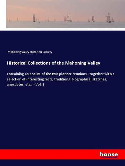 Historical Collections of the Mahoning Valley