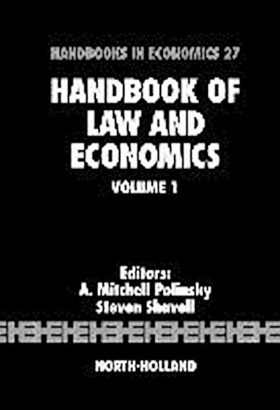 Handbook of Law and Economics 1