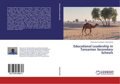 Educational Leadership in Tanzanian Secondary Schools