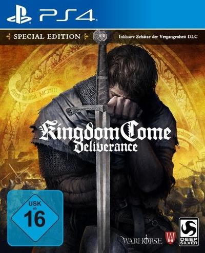 Kingdom Come Deliverance. Special Edition (PlayStation PS4)