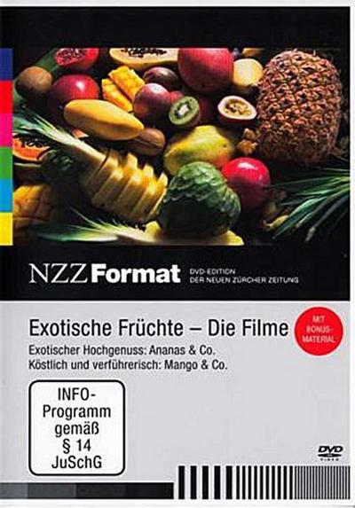 Exotische Früchte - Die Filme