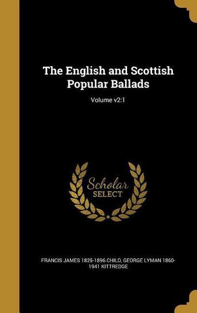 ENGLISH & SCOTTISH POPULAR BAL
