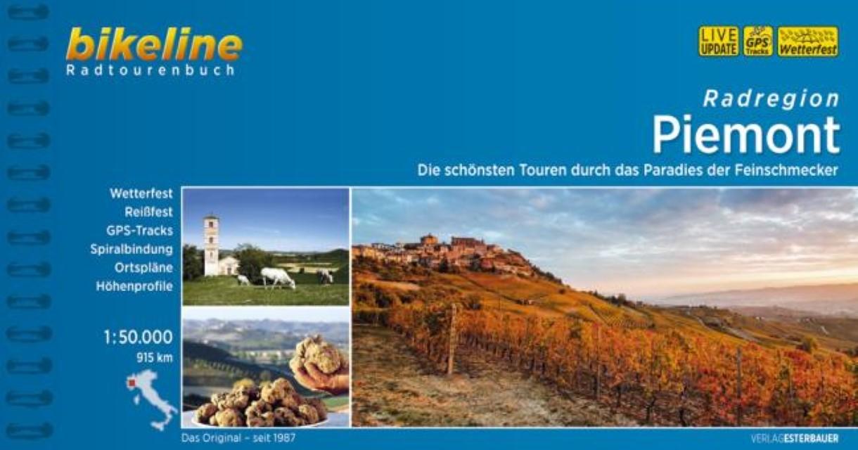 Radregion Piemont  9783850006668