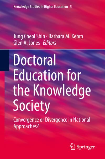 Doctoral Education for the Knowledge Society