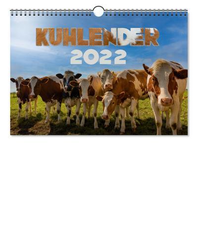 "Kalender ""Kuhlender 2022"""