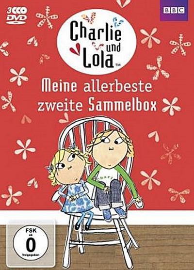 Charlie und Lola - Meine allerbeste zweite Sammelbox