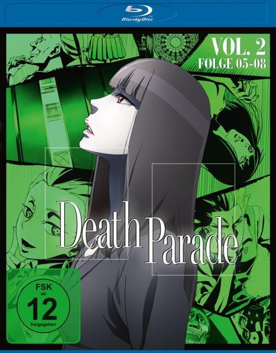 Death Parade Vol. 2