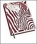 Taschenkalender 2019 - Zebra - Terminplaner mit Wochenkalendarium