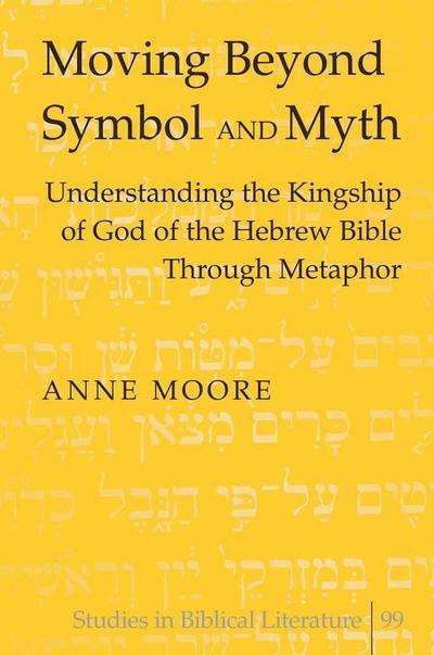 Moving Beyond Symbol and Myth