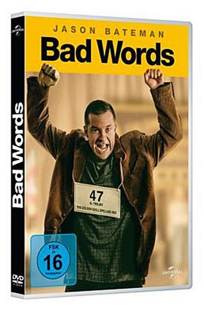 Bad Words, 1 DVD