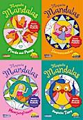 Neue magische Mandalas (4x1 Exemplar)
