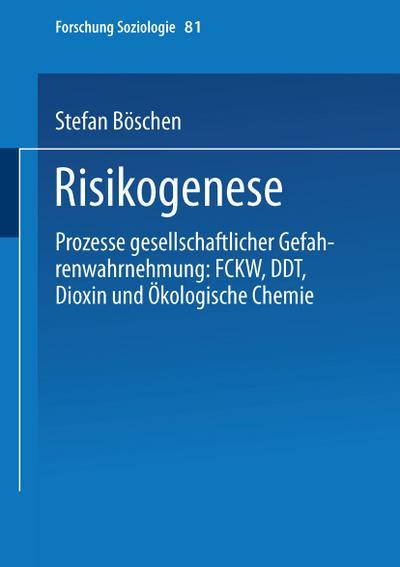 Risikogenese