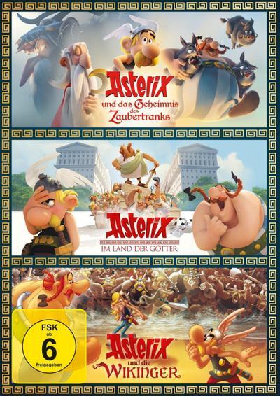 ASTERIX 3er-DVD-Box